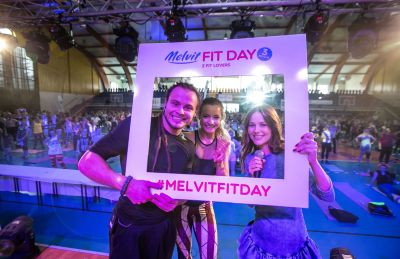 Melvit Fit Day